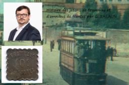 Conférence de GILDAS SALAUN sur les jetons des transports nantais