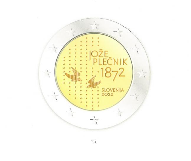 2022 slovenian numismatic program