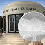 10€ 2021 - 25eme anniversaire du premier cycle universitaire maltais