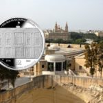 10€ 2021 maltaise - 225 ans de la BIBLIOTHECA de La Valette