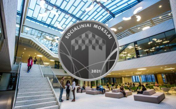 5€ or 2021 de Lituanie dédiée aux sciences sociales