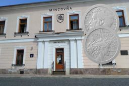 2022 slovak €10 silver coin – 200 years of JANKO KRAL's birth