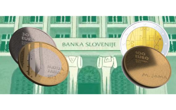 Programme numismatique 2022 de la Slovénie
