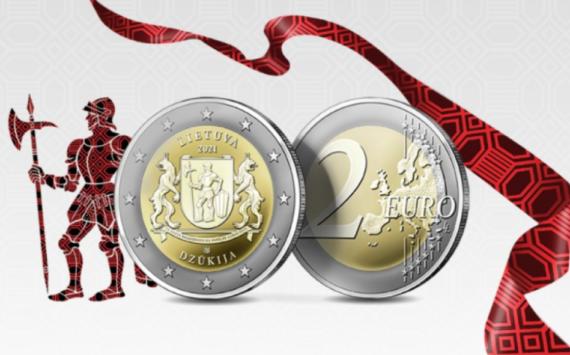 Rolandas RIMKUNAS nous dévoile la génèse de la 2€ lituanienne DZUKIJA