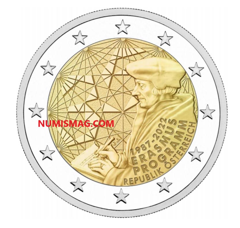 2022 austrian numismatic program