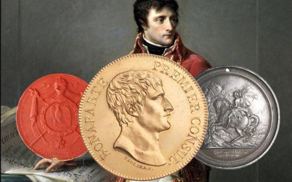 Exposition « Pour le meilleur et pour l'Empire – Sur les pas de Napoléon Ier à la Monnaie de Paris