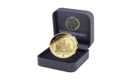 """2021 belgian proof €12.5 coin """"ANTVERP, city of Diamonds"""""""