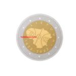 "2€ 2022 de la Lituanie - ""100 ans du Basketball en Lituanie"""