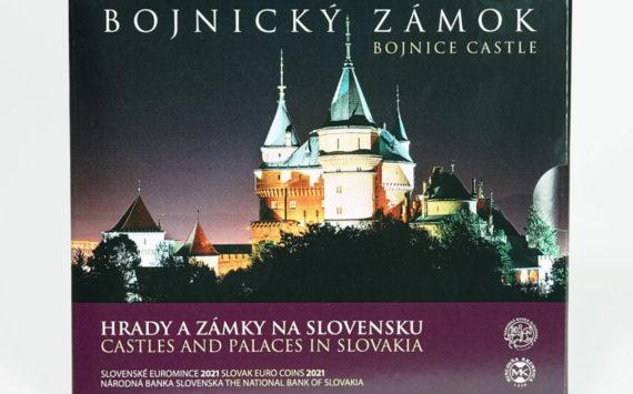 Dernières nouvelles numismatiques de Slovaquie